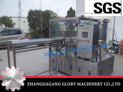 Automatic spout pouch filling machine/ standup pouch filling machinery