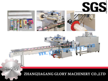 Automatic high-speed heat shrinkable packaging machinery for garbage bag