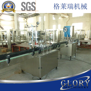 PET can carbonated drink filling production line
