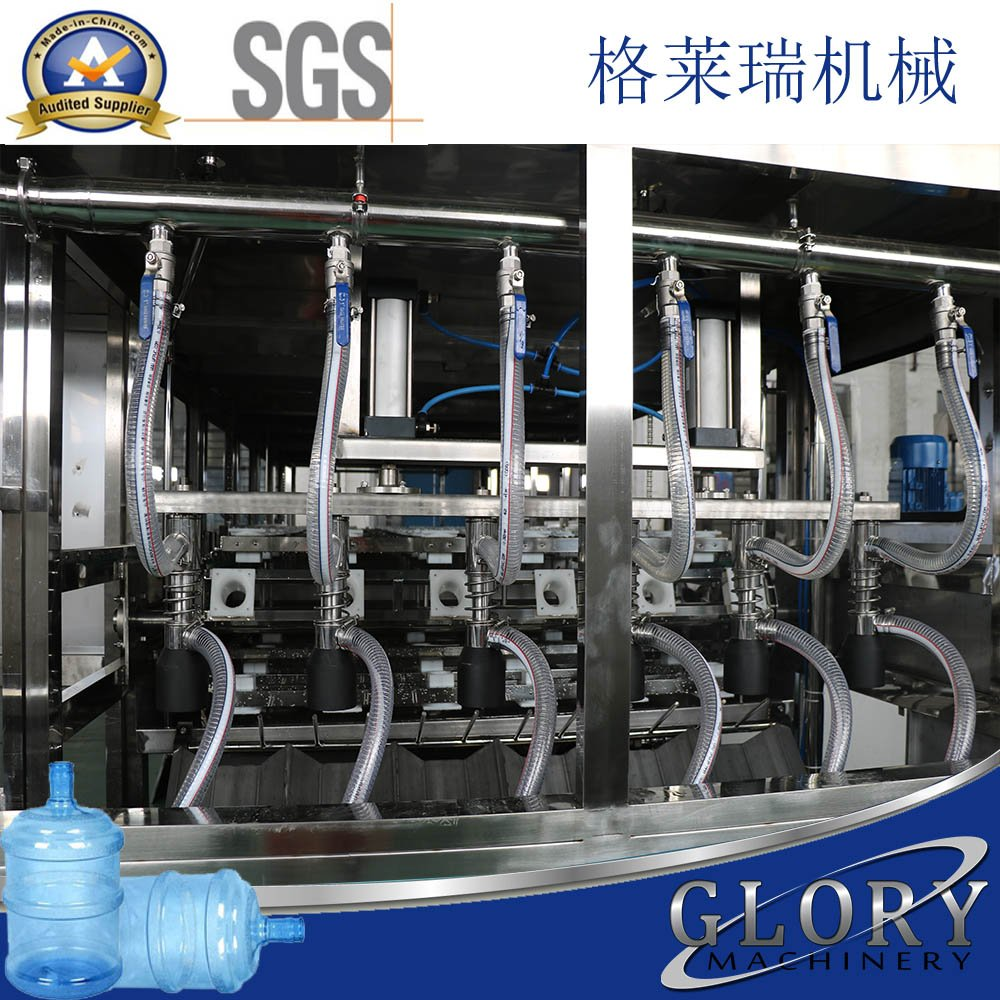 900BPH automatic 5 gallon drinking water filling plant