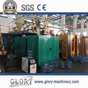 5Gallon PC material speical extrusion blow moulding machine