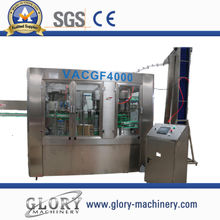 3000-4000BPH automatic plastic bottled water filling machine