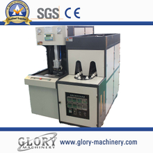 10L semi-automatic PET bottle blow molding machine