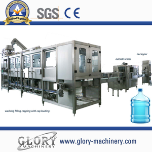 NEW 600BPH Automatic 5gallon water filling machine