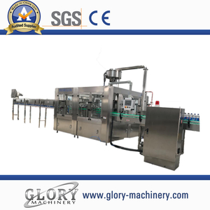 2000-22000BPH automatic carbonated drink filling machine