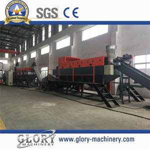 Screw Loading Machine for Plastic Recycled Line