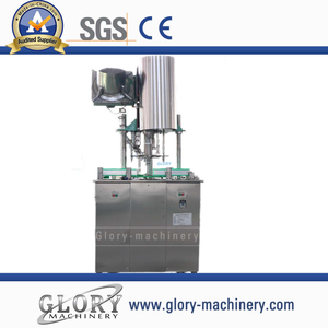 Automatic 5L capping machine with cap loader and cap sorter