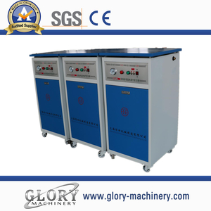 Steam generator for shrinking machine